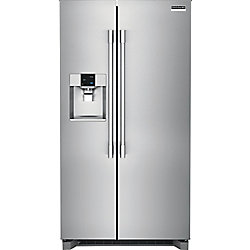 22 Cu. Ft. Counter Depth Side By Side Refrigerator