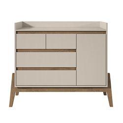 """Manhattan Comfort Essence 49"""" Dresser in Off White"""