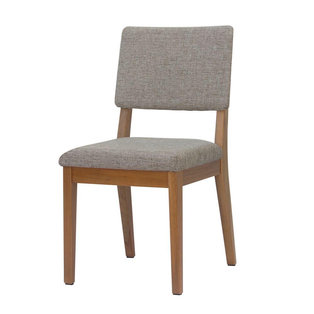 Manhattan Comfort Dover Dining Chair in Grey