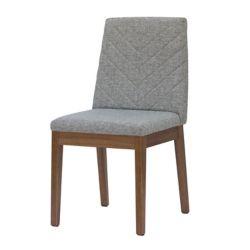 Manhattan Comfort Catherine Dining Chair in Grey