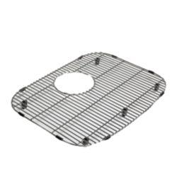 Wessan Grille de fond en acier inoxydable - 17 inch x 21 inch