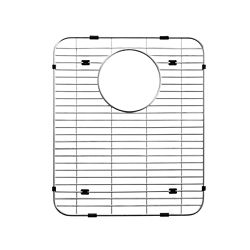 Wessan Grille de fond en acier inoxydable - 11 7/10 inch x 13  inch