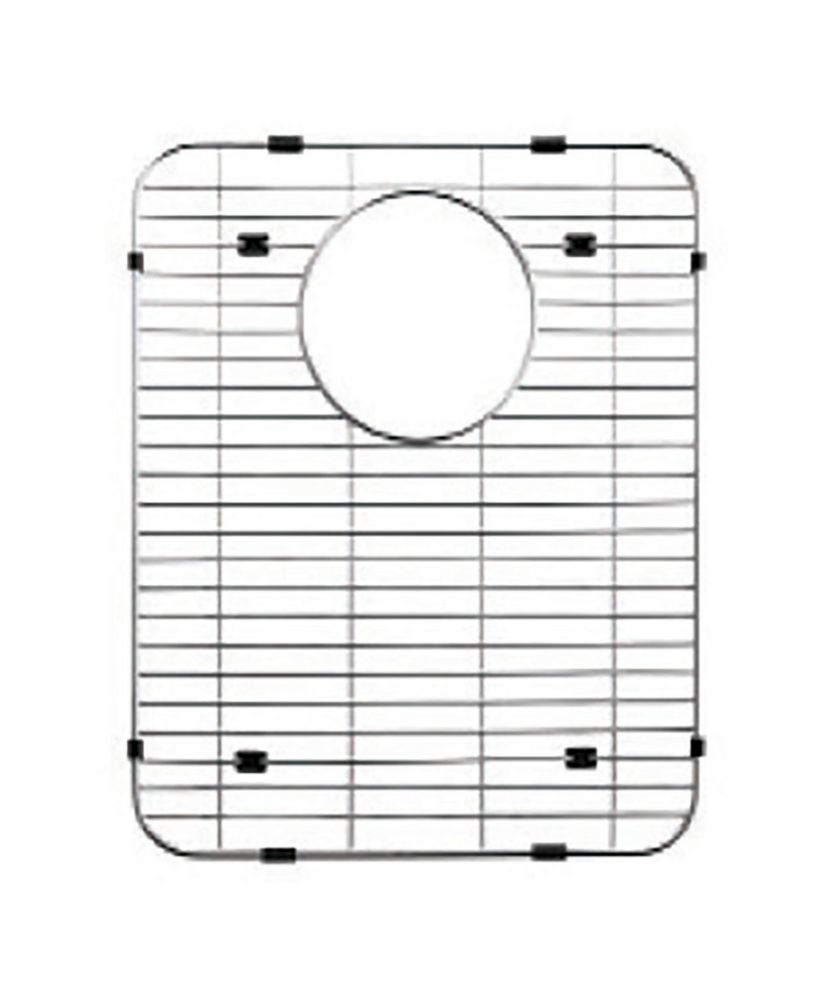 Wessan Stainless Steel Bottom Grid - 16 inch x 12 inch