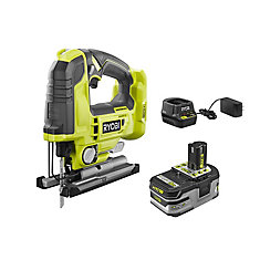 18V ONE+ Brushless Jig Saw with 3.0 Ah Battery and Charger