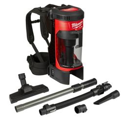 Milwaukee Tool M18 FUEL 18V Lithium-Ion Brushless 1 Gal. Aspirateur à dos 3-en-1 sans fil (Tool-Only)