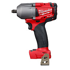 M18 FUEL 18V Li-Ion Brushless Cordless Mid Torque 3/8-Inch Impact Wrench w/ Friction Ring (Tool-Only)