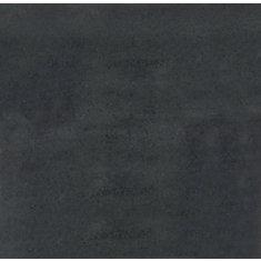 Division Black  24-inch x 24-inch Double Loaded Polished Porcelain Tile (16 sq.ft. / case)