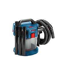 18V 2.6-Gallon Wet/Dry Vacuum Cleaner with HEPA Filter (Bare Tool)