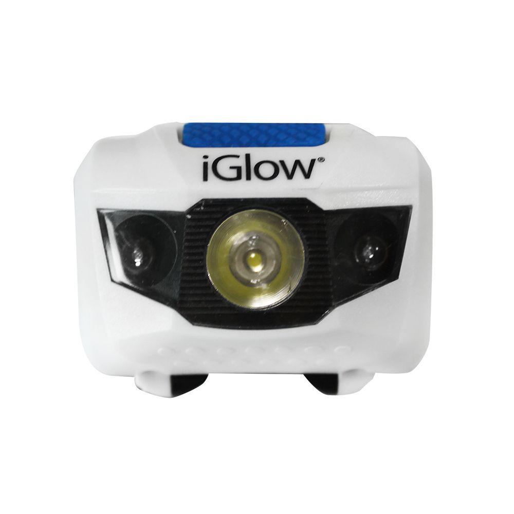 iGlow iGlow 2 Pack 1+2 LED Head Light