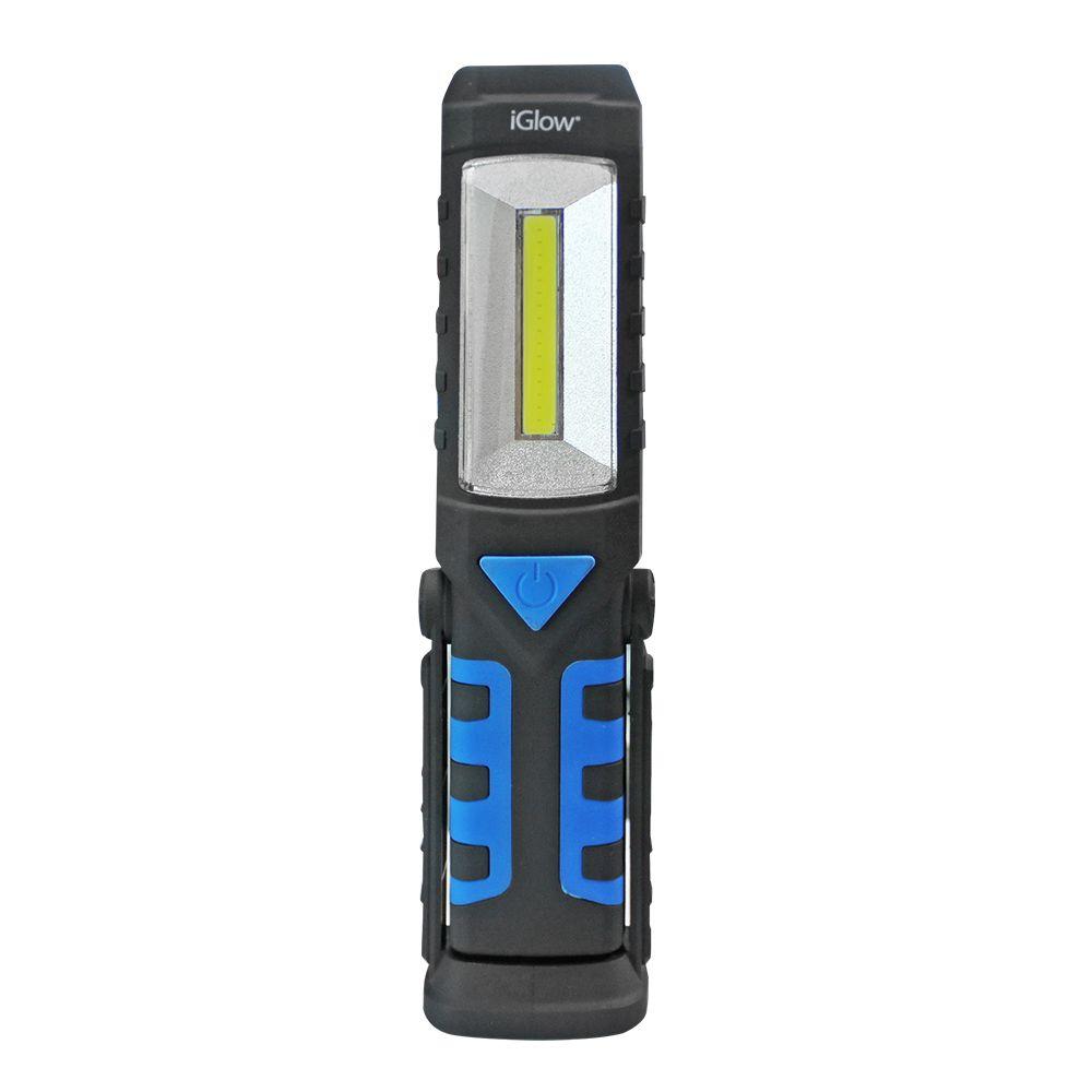 iGlow iGlow 3W COB+1 LED Worklight