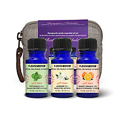 3-Pack of 10ml ROMANCE Essential Oils