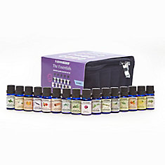 16-Pack of 10ml Essential Oils