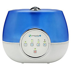 PureGuardian 7.5L 120-Hour Ultrasonic Warm and Cool Mist Humidifier with Aromatherapy