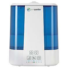 Pureguardian Top Fill Ultrasonic Humidifier with Aromatherapy