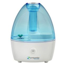 PureGuardian 14-Hour Nursery Ultrasonic Cool Mist Humidifier