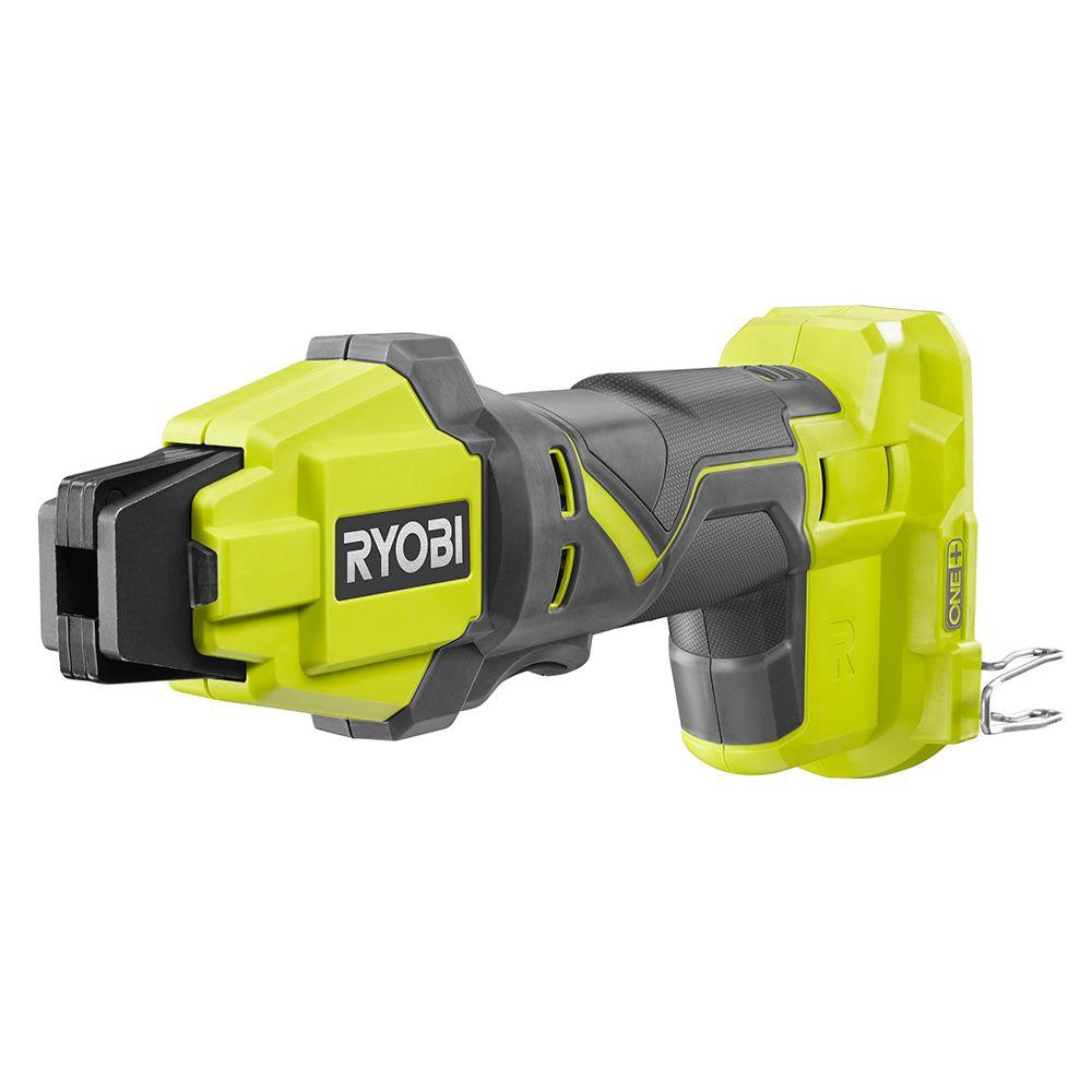 RYOBI 18V ONE+ Cordless PEX Tubing Clamp Tool (Tool Only)