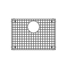 Blanco Diamond Sink Grid Stainless Steel The Home Depot
