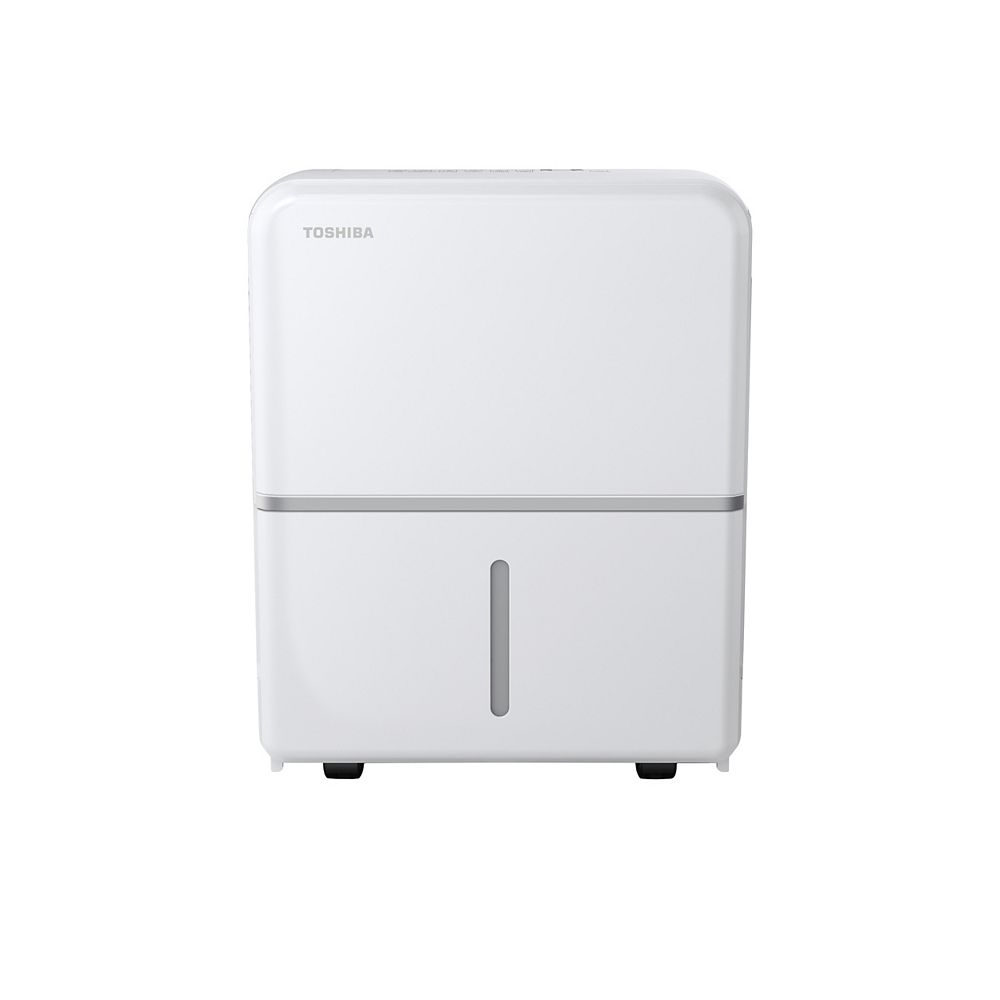 Toshiba 45 Pint 115-Volt ENERGY STAR Dehumidifier with Continuous Operation Function