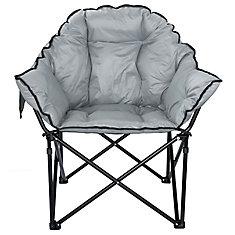 Folding Padded Moon Chair