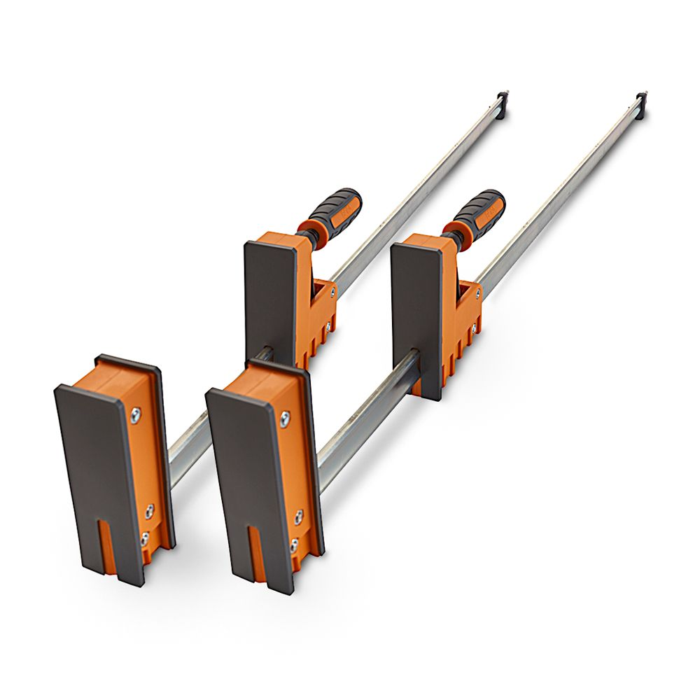 31 inch. parallel clamp (set of 2)