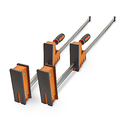 50 inch. Parallel Clamp (Set of 2)