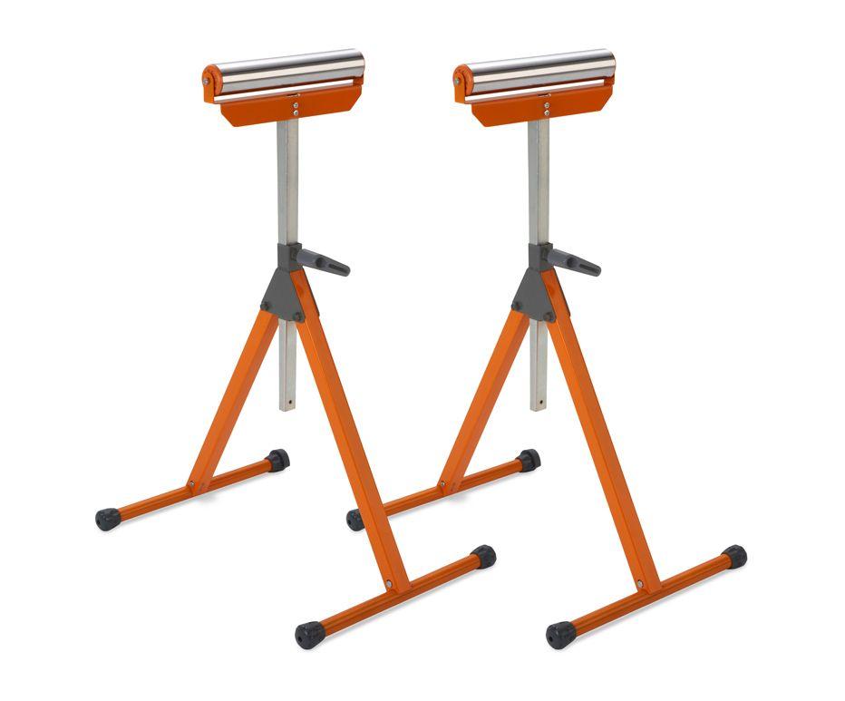 Bora Portamate A-Frame Pedestal Roller Stand (2-Pack)