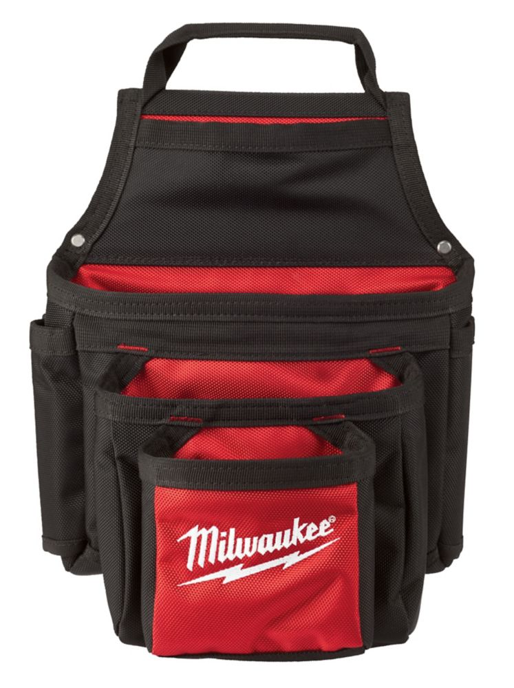 Milwaukee Tool 13-Inch 3-Tier Material Pouch