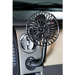 Koolatron 12V Mini Car Fan