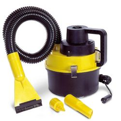 Koolatron 12V Wet/Dry Cannister Vac