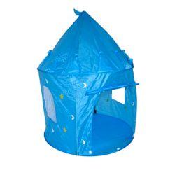 Kidsquad Tente de jeu Royal Castle - Bleu