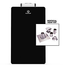 EL22i Indoor Liquid Propane Tankless Water Heater (w/ 4 inch. Vertical Vent Kit)
