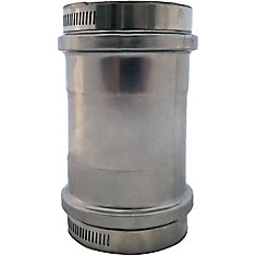 Z-Vent 3 inch. Universal Appliance Adapter