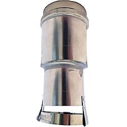 Z-Flex Z-Vent 2.5 inch. to 3 inch. Vent Adapter