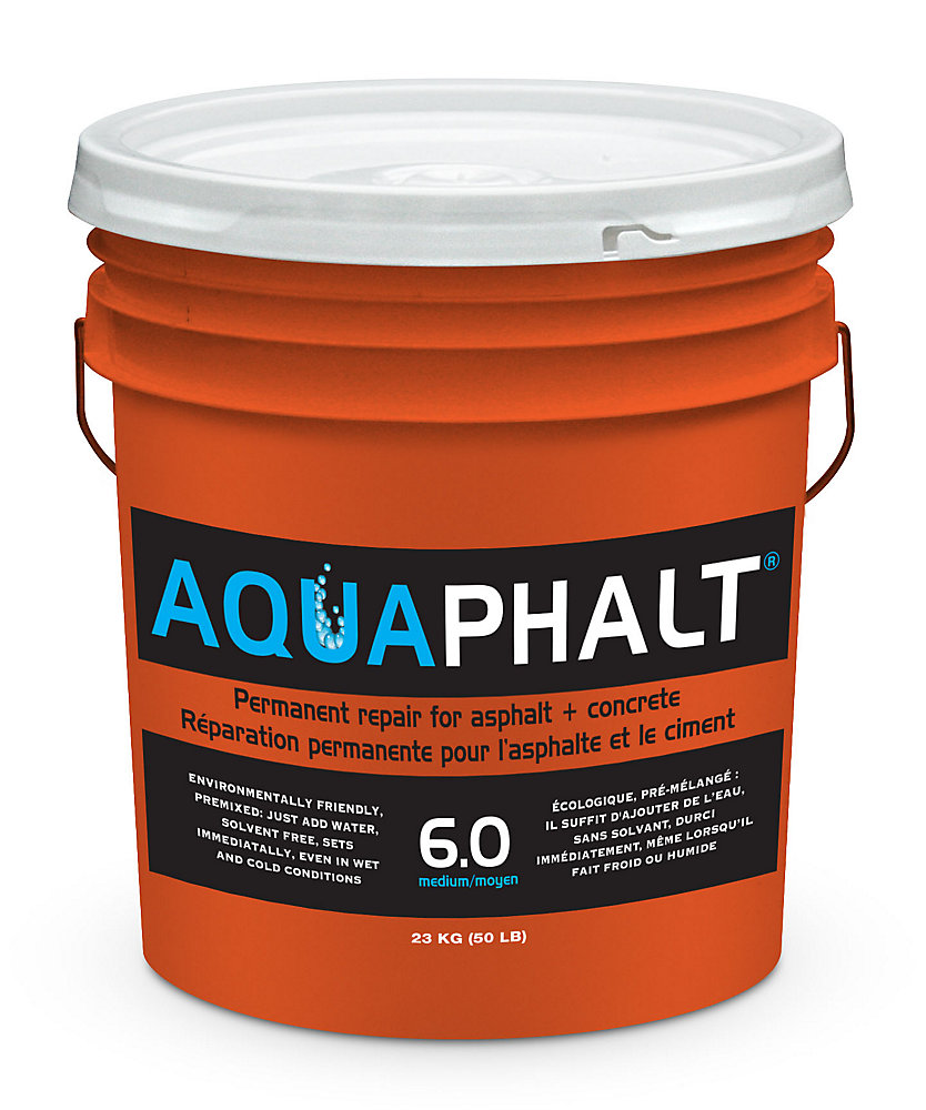 6 0 Medium 23 Kg Permanent Asphalt Repair Patch