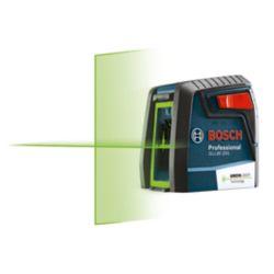 Bosch Green-Beam Self-Levelling Cross-Line Laser