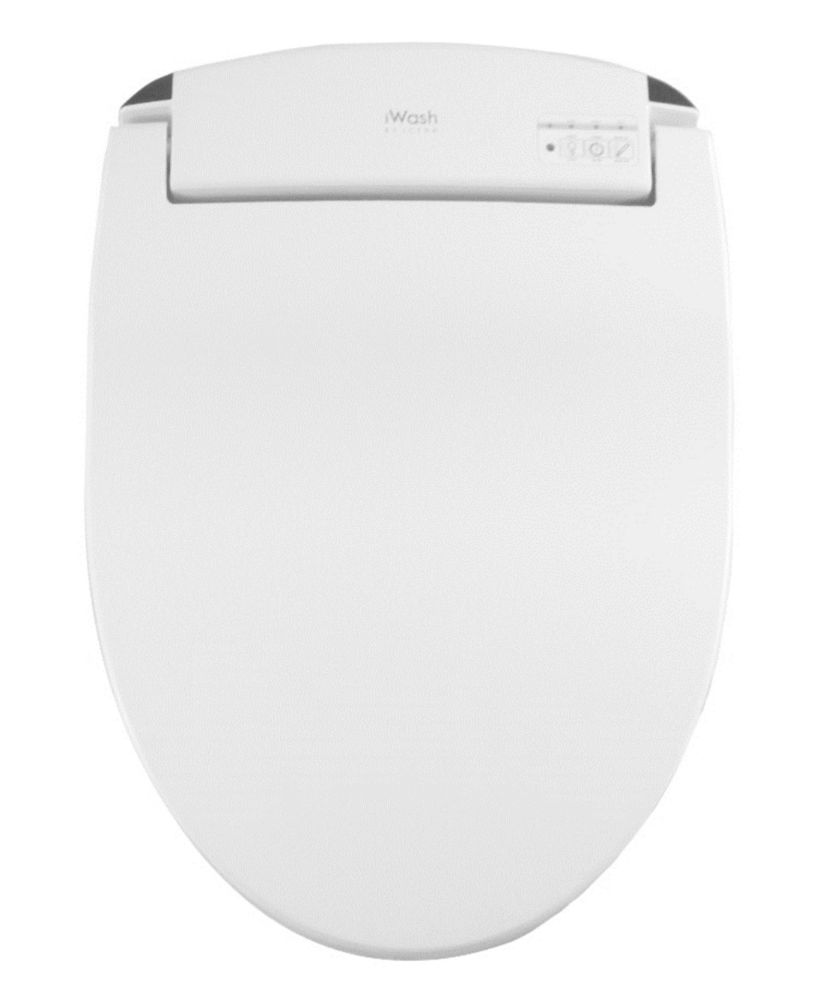 Icera Usa The Iwash Electronic Bidet Seat For Elongated