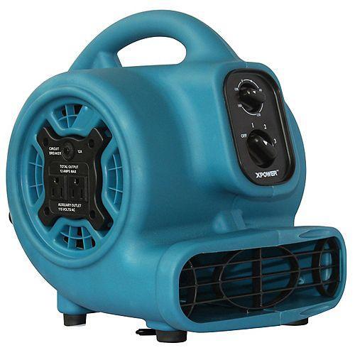 XPOWER 1/5 Hp Mini Air Mover