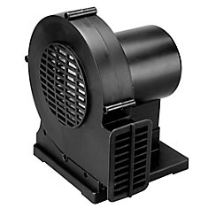 1/8 Hp High Static Pressure Blower For Inflatable Decorations 5' To 20'