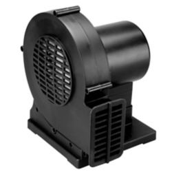 XPOWER 1/8 Hp High Static Pressure Blower For Inflatable Decorations 5' To 20'