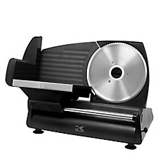 Black Professional Style Food Slicer