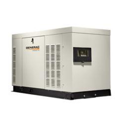 Generac 25,000-Watt 120-Volt/208-Volt Liquid Cooled Standby Generator 3-Phase with Aluminum Enclosure