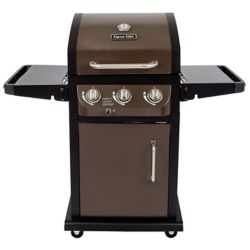 Dyna-Glo Smart Space Living 3-Burner Propane BBQ
