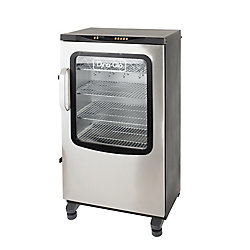Dyna-Glo 40 inch Single Door Digital Bluetooth Electric Smoker 951 Sq.inch Cooking Space