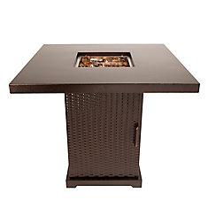 Warren Gas Fire Pit Table