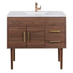 """Cutler Kitcen & Bath Garland Collection 36"""" Salle de bains vanité"""
