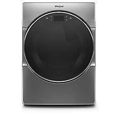 7.4 cu. ft. Smart Front Load Gas Dryer in Chrome Shadow - ENERGY STAR®