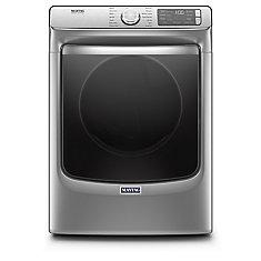7.3 cu. ft. Smart Front Load Gas Dryer in Metallic Slate - ENERGY STAR®