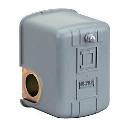 Square D PUMPTROL Air Compressor Pressure Switch  Off at 100 PSI