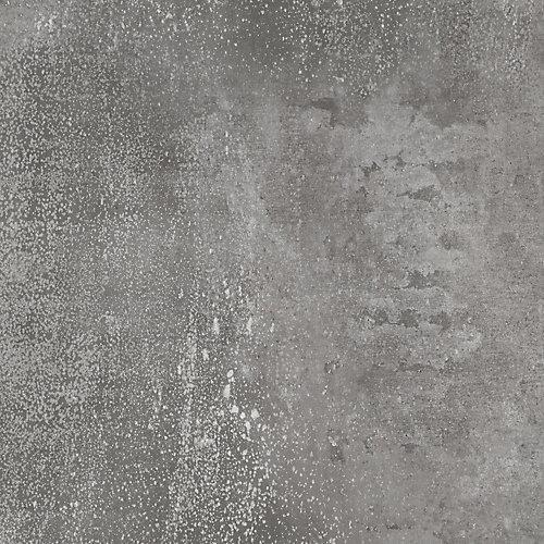 Carreau de revêtement au sol, vinyle de luxe, 24 po x 24 po, Champs Tonnerre, 19,7 pi2/boîte