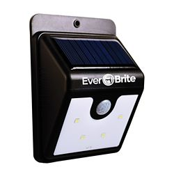 As Seen On Tv Ever Brite Motion-Activated Outdoor LED Light 2 Pack